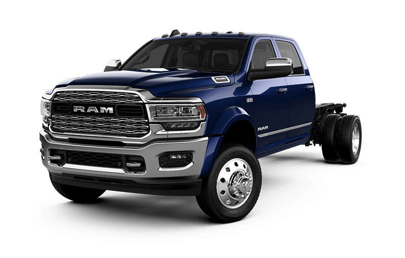 2021 Ram Chassis Cab 4500 Limited - Patriot Blue Pearl