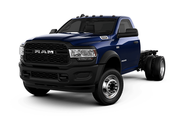 2021 Ram Chassis Cab 5500 Tradesman - Patriot Blue Pearl