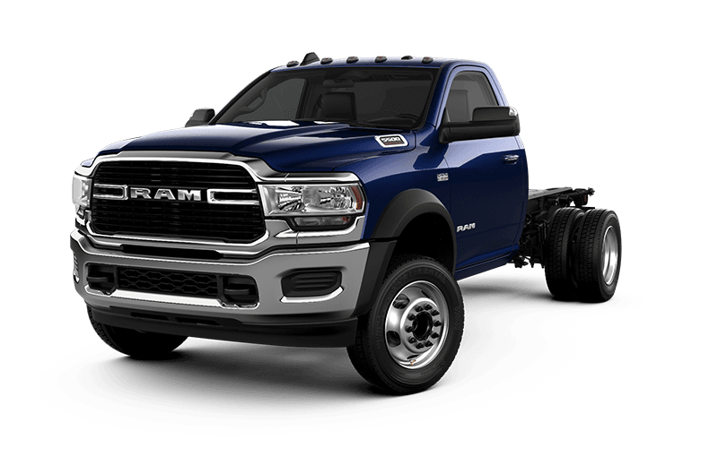 2021 Ram Chassis Cab 5500 SLT - Patriot Blue Pearl