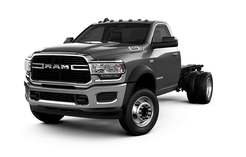 2021 Ram Chassis Cab 5500 SLT - BILLET SILVER METALLIC