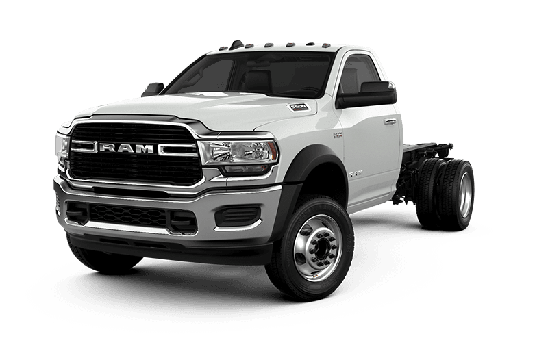 2021 Ram Chassis Cab 5500 SLT - Bright White