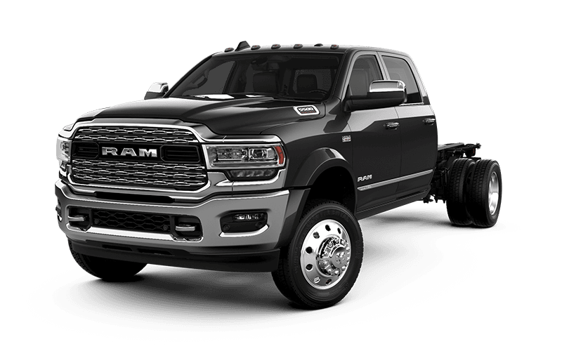 2021 Ram Chassis Cab 5500 Limited - Granite Crystal Metallic
