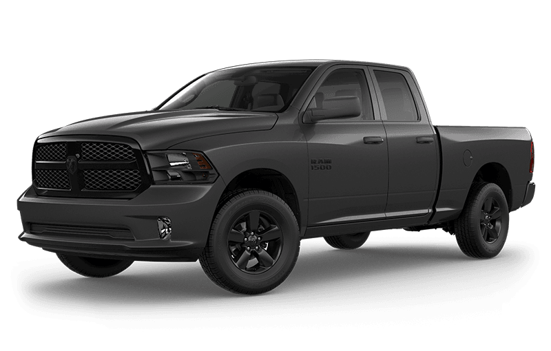 2021 Ram 1500 Classic Night Edition - Granite Crystal Metallic