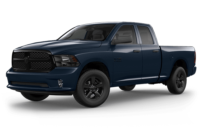 2021 Ram 1500 Classic Night Edition - Patriot Blue Pearl