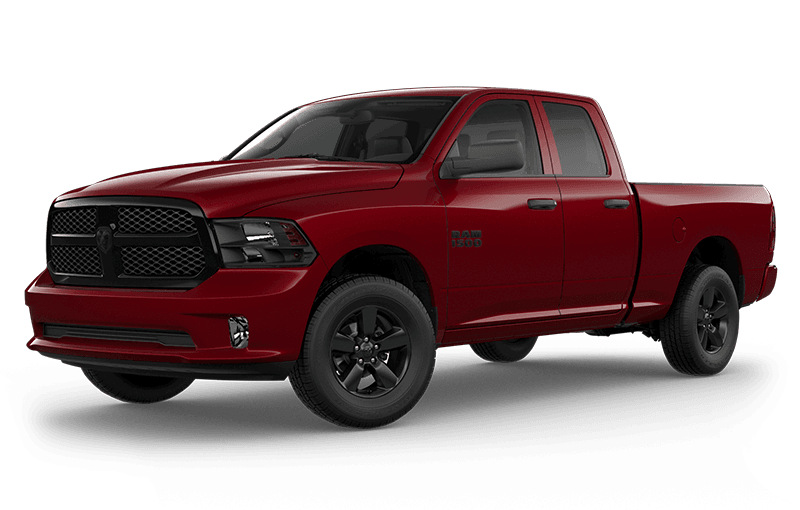2021 Ram 1500 Classic Night Edition - Red Pearl