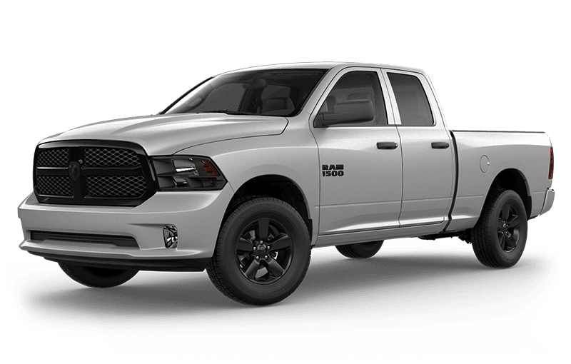 2021 Ram 1500 Classic Night Edition - Billet Metallic