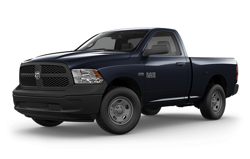 2021 Ram 1500 Classic Tradesman - Maximum Steel Metallic