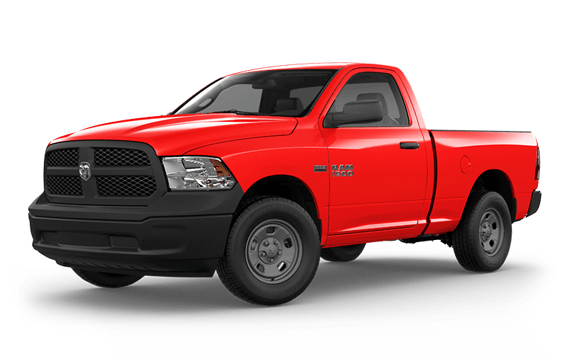 2021 Ram 1500 Classic Tradesman - Flame Red