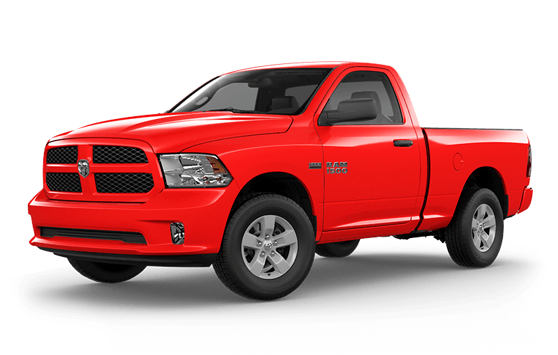 2021 Ram 1500 Classic Express - Flame Red