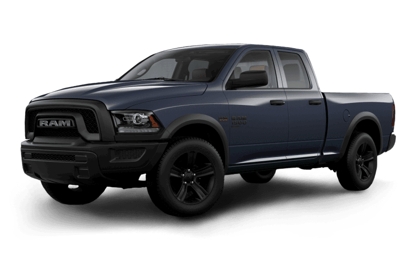 2021 Ram 1500 Classic Warlock - Maximum Steel Metallic
