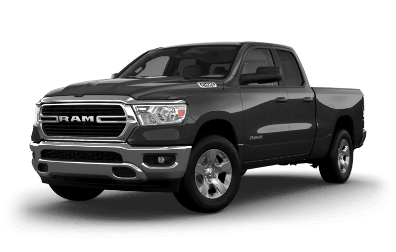2021 Ram 1500 Big Horn® - Granite Crystal Metallic