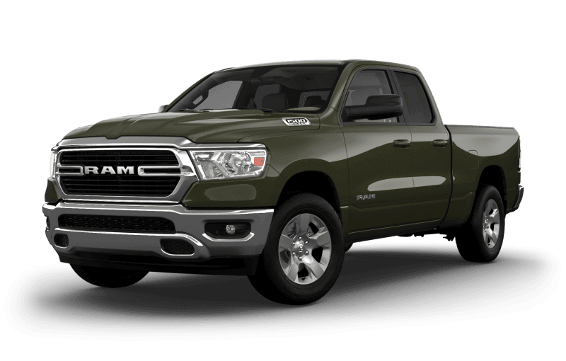 2021 Ram 1500 Big Horn® -  Olive Green Pearl