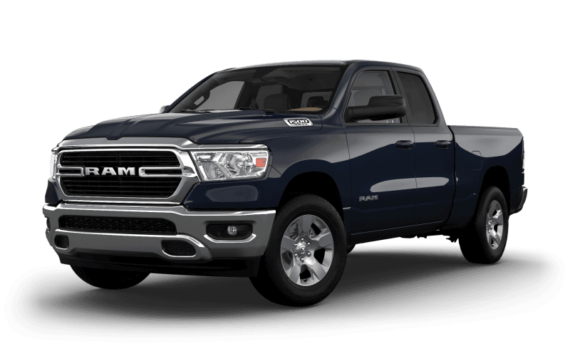 2021 Ram 1500 Big Horn® -  Patriot Blue Pearl