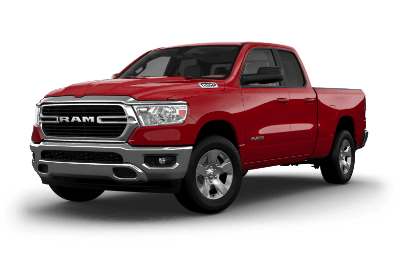 2021 Ram 1500 Big Horn® - Flame Red