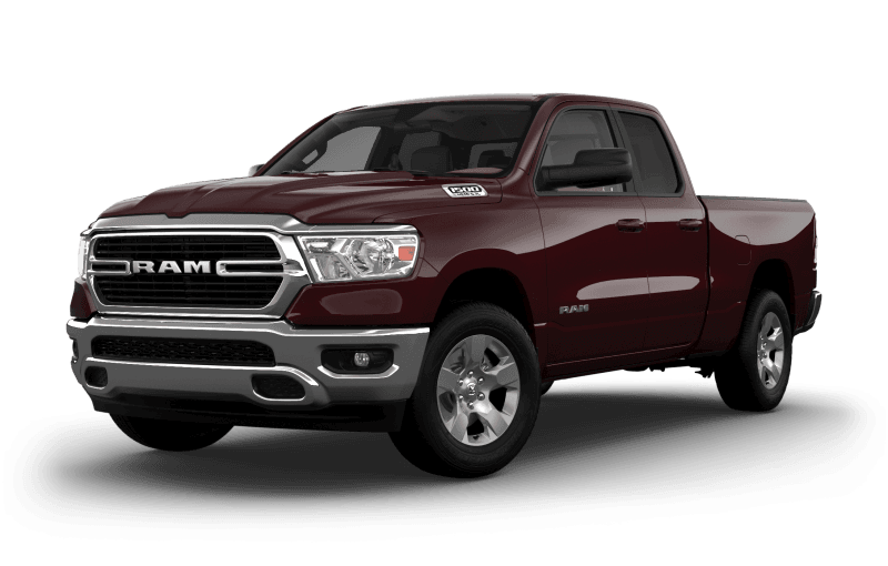 2021 Ram 1500 Big Horn® - Red Pearl