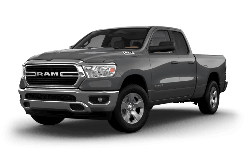 2021 Ram 1500 Big Horn® - Billet Metallic