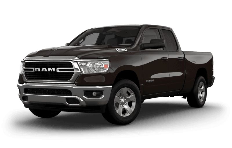 2021 Ram 1500 Big Horn® -  Walnut Brown Metallic