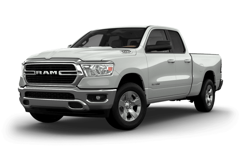 2021 Ram 1500 Big Horn® - Bright White