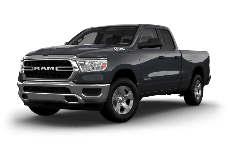 2021 Ram 1500 Tradesman® - Maximum Steel Metallic