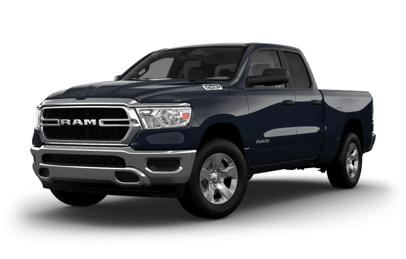 2021 Ram 1500 Tradesman® -  Patriot Blue Pearl