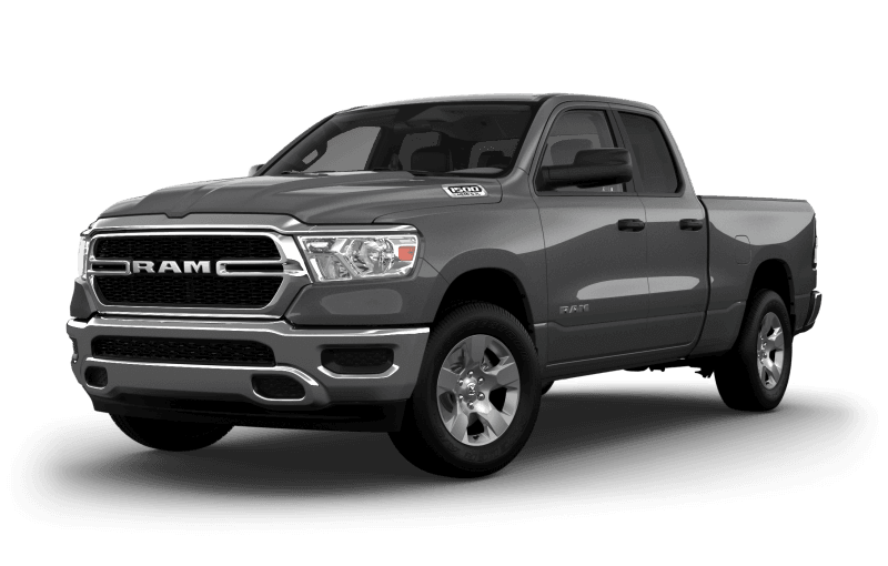 2021 Ram 1500 Tradesman® - Billet Metallic