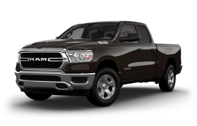 2021 Ram 1500 Tradesman® -  Walnut Brown Metallic