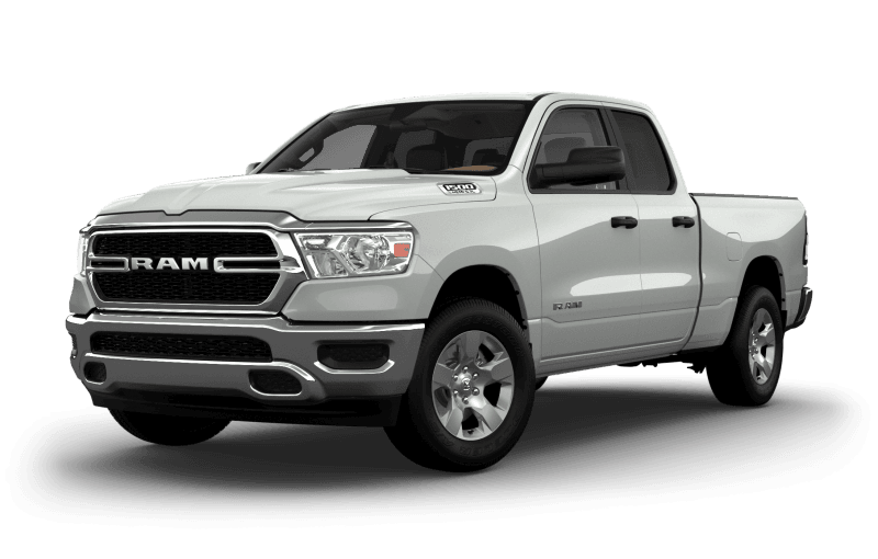 2021 Ram 1500 Tradesman® - Bright White