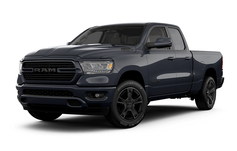 2021 Ram 1500 Sport - Maximum Steel Metallic