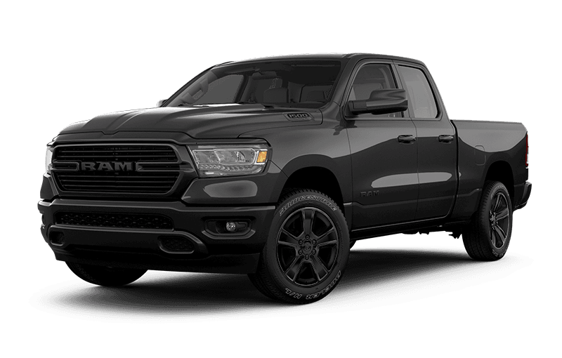 2021 Ram 1500 Sport - Granite Crystal Metallic