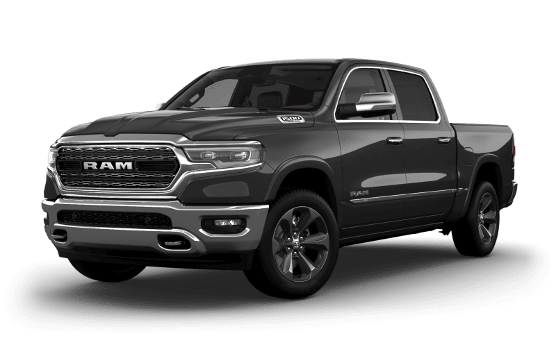 2021 Ram 1500 Limited - Granite Crystal Metallic