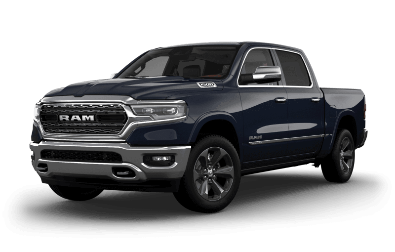2021 Ram 1500 Limited -  Patriot Blue Pearl