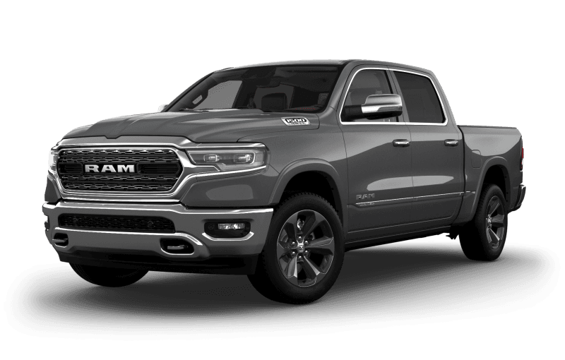 2021 Ram 1500 Limited - Billet Metallic