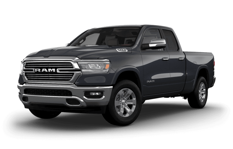 2021 Ram 1500 Laramie® - Maximum Steel Metallic