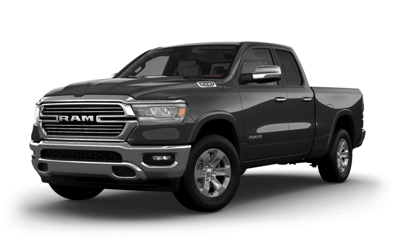 2021 Ram 1500 Laramie® - Granite Crystal Metallic