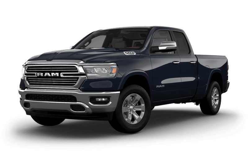 2021 Ram 1500 Laramie® -  Patriot Blue Pearl