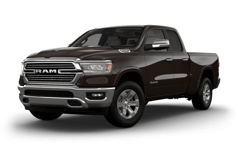 2021 Ram 1500 Laramie® -  Walnut Brown Metallic