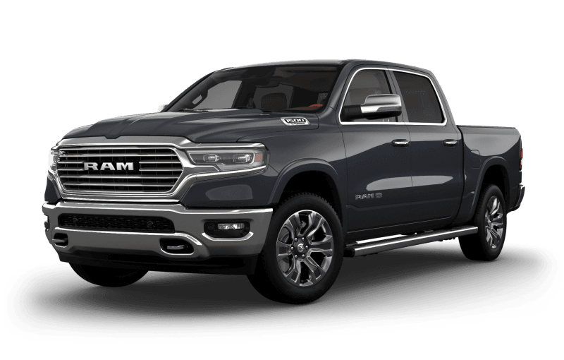 2021 Ram 1500 Limited LonghornTM - Maximum Steel Metallic