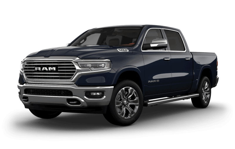 2021 Ram 1500 Limited LonghornTM -  Patriot Blue Pearl