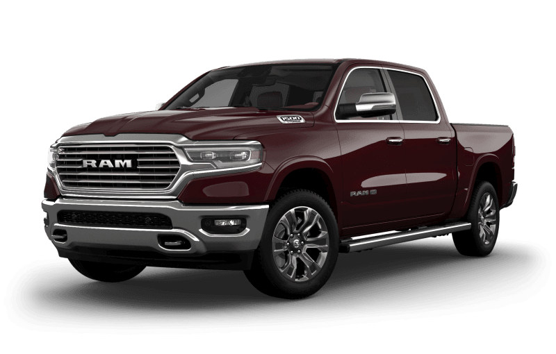 2021 Ram 1500 Limited LonghornTM - Red Pearl