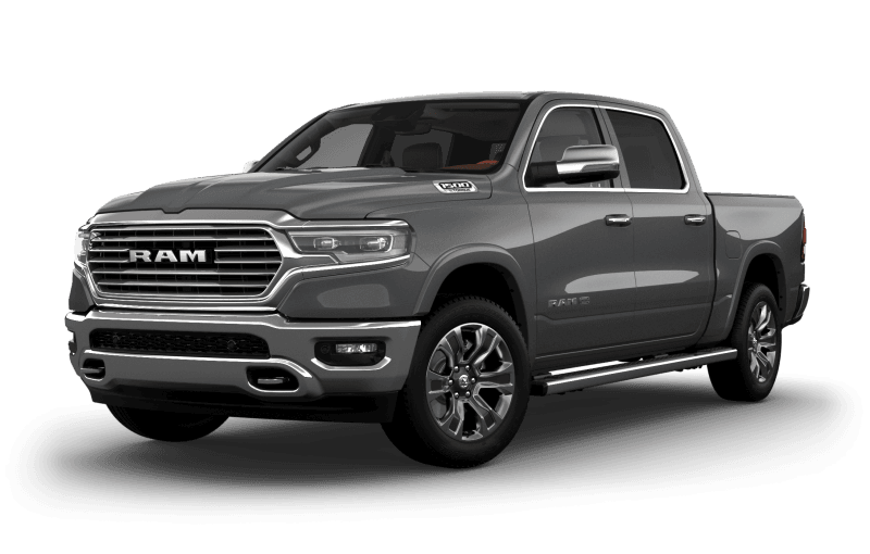 2021 Ram 1500 Limited LonghornTM - Billet Metallic
