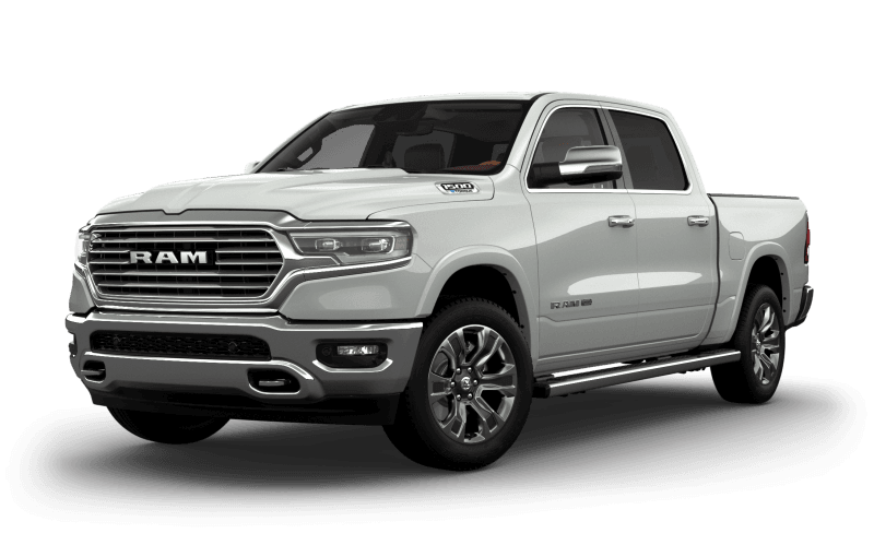 2021 Ram 1500 Limited LonghornTM - Bright White