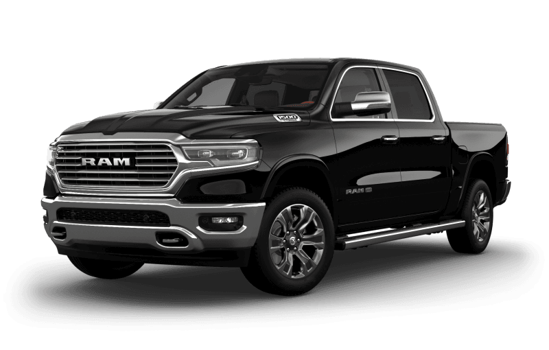2021 Ram 1500 Limited LonghornTM - Diamond Black Crystal Pearl