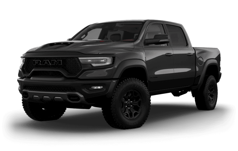 2021 Ram 1500 TRX - Granite Crystal Metallic