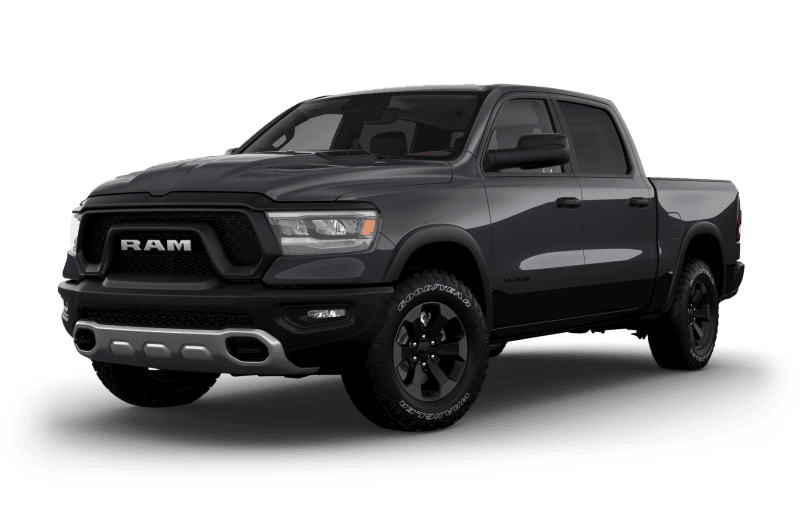 2021 Ram 1500 Rebel® - Maximum Steel Metallic
