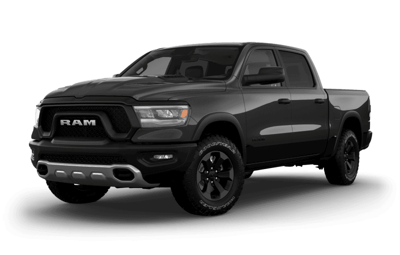 2021 Ram 1500 Rebel® - Granite Crystal Metallic