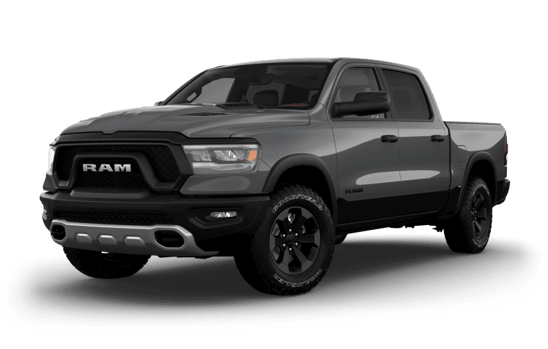 2021 Ram 1500 Rebel® - Billet Metallic
