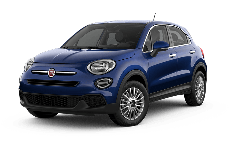 2021 FIAT 500X Pop - Blu Venezia (Blue Metallic)