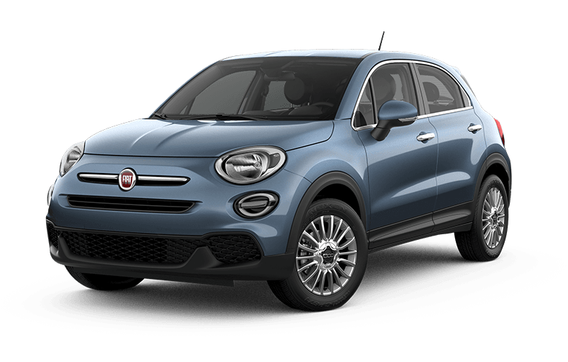 2021 FIAT 500X Pop - Blue Sky Metallic
