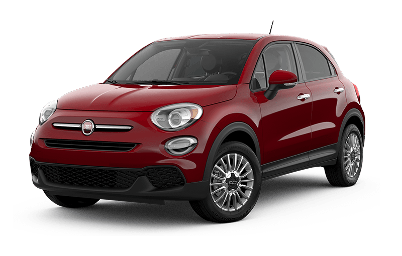2021 FIAT 500X Pop - Passione Red