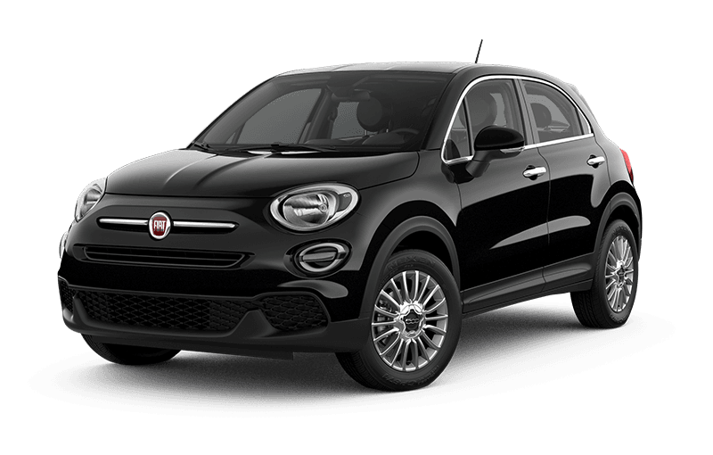 2021 FIAT 500X Pop - Nero Cinema (Black)